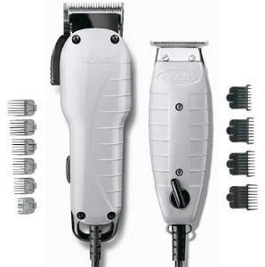 Maquina de corte e acabamento Barber combo Andis