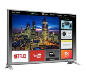 "Panasonic SMART TV LED 49"" FULL HD TC-49DS630B"