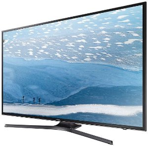 "Samsung Smart TV  50"" UHD 4K Flat KU6000 Series 6"