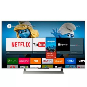 "Smart TV LED 75"" Sony 4K/Ultra HD Full HD - XBR-75X905E Conversor Digital Wi-Fi 4 HDMI 3 USB"