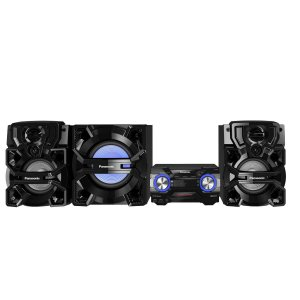 Mini System Panasonic 1800W BLUETOOTH CD USB SC-AKX880LBK