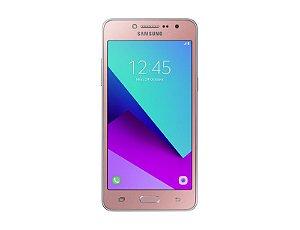 """Samsung Galaxy J2 Prime TV Rosa com 16GB, Dual Chip, Tela 5"""", TV Digital, Câmera 8MP, Android 6.0 e Processador Quad Core de 1.4 Ghz"""
