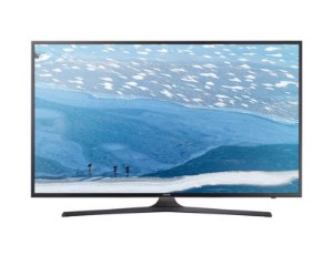 "Samsung Smart TV  40"" UHD 4K Flat KU6000 Series 6 - UN40KU6000GXZD"