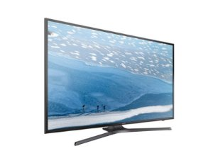 "Samsung Smart TV  55"" UHD 4K Flat KU6000 Series 6 - UN55KU6000GXZD"
