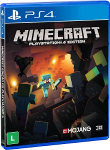 Game - Minecraft PS4