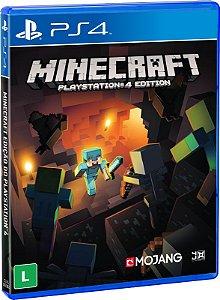Game - Minecraft PS4