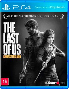 Game - The Last Of Us Remasterizado - PS4