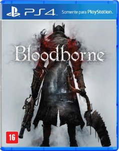 Game - Bloodborne - PS4