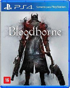 Game - Bloodborne - PS4