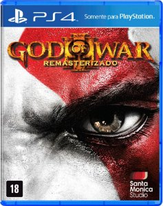 Game - God of War III Remasterizado - PS4