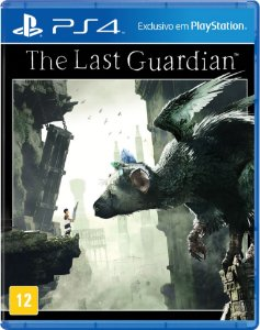 Game - The Last Guardian - Ps4