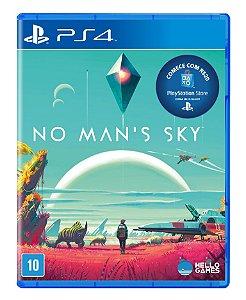 Game - No Man`s Sky - PS4