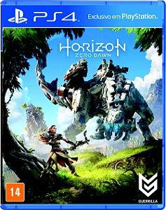 Game - Horizon zero dawn PS4