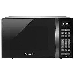 Micro-ondas Panasonic NN-ST67HSRUN 32L inox - 127V