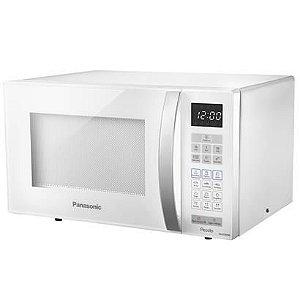 Micro-ondas Panasonic Piccolo Nn-ST35HWRU Branco, 25L, 800W - 127V