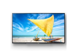 "Smart TV LED 40"" Sony KDL-40W655D Full HD com Conversor Digital 2 HDMI 2 USB Wi-Fi"
