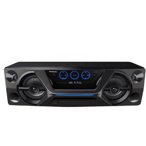 Mini System Sc-ua3lb-k Bluetooth, Wireless Media, Design Portátil, 250w Rms- Panasonic