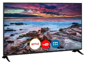 "Smart TV 65"" 4K LED Panasonic Ultra HD, 4 HDMI - TC-65FX600B"