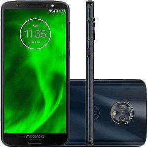 Motorola Moto G6 XT1925 32GB Dual Câmera 12+ 5MP - Índigo