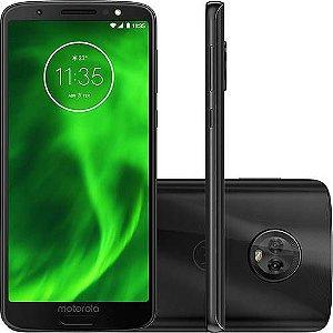 Motorola Moto G6 XT1925 64GB Dual Câmera 12 + 5MP -PRETO