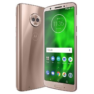 Motorola Moto G6 XT1925 64GB Dual Camera 12 + 5MP - GOLD
