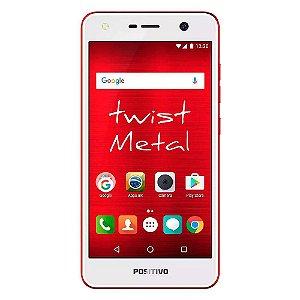 Smartphone Twist Metal S531 32GB - Vermelho