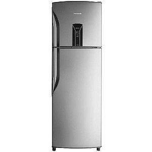 Refrigerador Panasonic, Frost Free, 387L - Inox 110v.