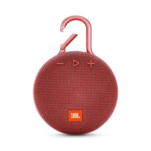 Caixa de Som Bluetooth JBL CLIP3 - Red