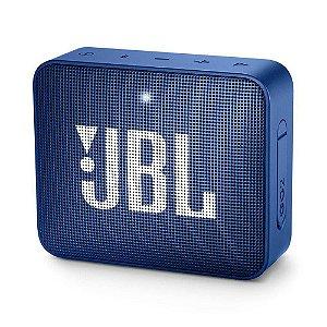 Caixa de Som Bluetooth JBL GO2 - Azul
