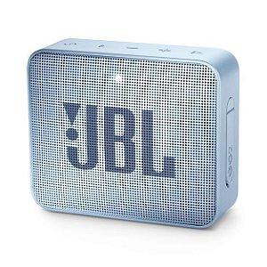 JBL GO 2 - CAIXA DE SOM BLUETOOTH - BLUE