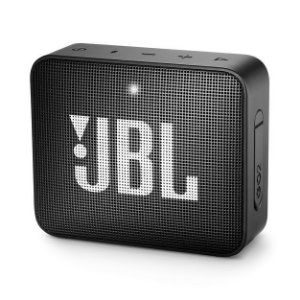 Caixa de Som Bluetooth JBL GO2 - Black