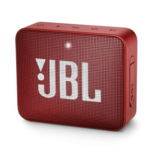 Caixa de Som Bluetooth JBL GO2 - Red