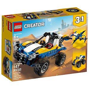Lego Creator - 3 em 1 - Veículos do Deserto