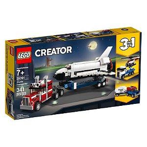 Lego Creator - 3 em 1 - Caminhões e Ônibus Espacial