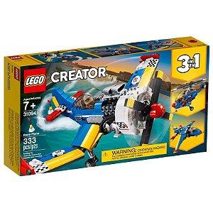 Lego Creator - 3 em 1 - Avião de Corrida