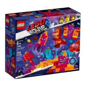 Lego Movie - O Filme 2 - Modelo Whatever Box da Rainha Flaseria!