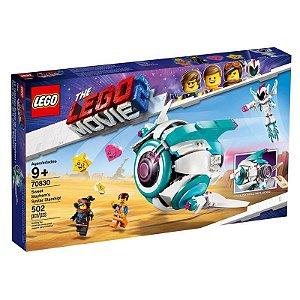 Lego Movie - O Filme 2 - O Ônibus Espacial Systar do General Caos Legal