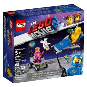LEGO Movie - O Filme 2 - Pelotão Espacial Benny