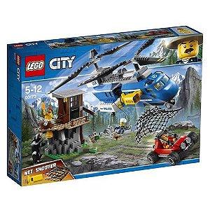 Lego City – Detenção Na Montanha
