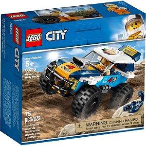 LEGO City - Veículo e Corrida - Rally