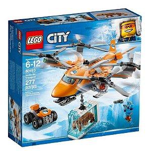 LEGO City - Transporte Aéreo pelo Ártico