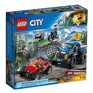 LEGO City - Perseguição Terreno Acidentado