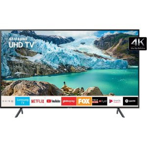 "Smart TV 50"" 4K LED Samsung UHD, 3 Hdmi 2 USB- UN50RU7100"