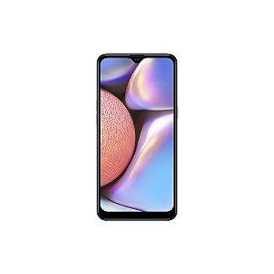 Samsung A10S, 32GB, Dual, Android 9.0, Câmera 13MP + 2MP, Frontal 8 MP - Azul