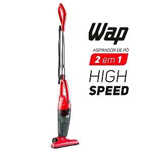 Aspirador de Pó Vertical 2 em 1 1000W High Speed WAP - 127v