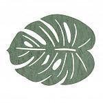 Jogo Americano Leaf Verde
