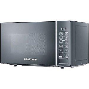 Micro-ondas Brastemp 20 litros Inox Espelhado - BMS20 110V