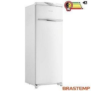 Refrigerador/Freezer Vertical Brastemp Flex de 228 Litros Frost Free Branco - BVR28MB - 110V