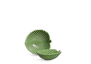 Conjunto de Bowls com 06 Peças em Cerâmica Leaves - 420ml