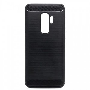 CAPA PARA SAMSUNG GALAXY S9 PLUS ULTRA SLIM FIT BLACK